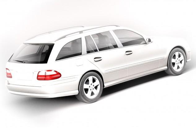 Mercedes-Benz E270/2004 Universalas