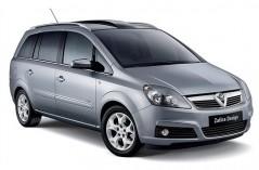Opel Zafira 2008 m. AUTOMATAS