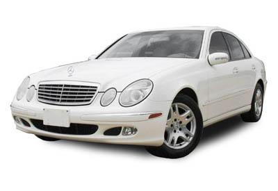 Mercedes Benz E320 2005m. AUTOMATAS