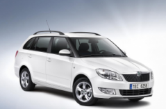 Škoda Fabia Universalas 2010m.