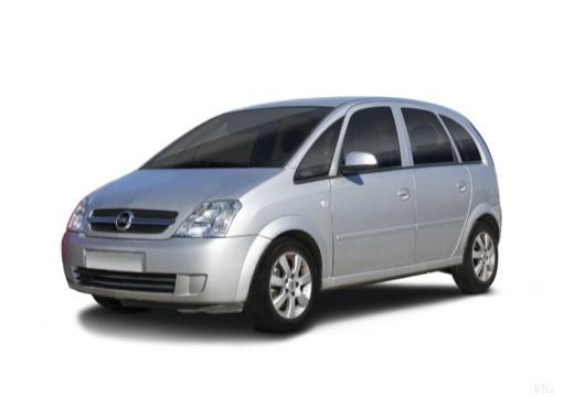Opel Meriva 2008 m.